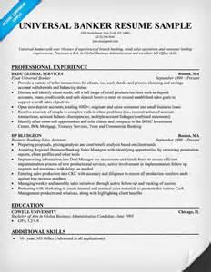 resume of a banker resume tips for investment banking bestsellerbookdb