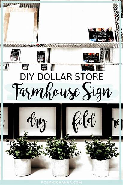 Farmhouse Easy Dollar