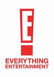 E Entertainment Television Logo | Logos | Pinterest ...