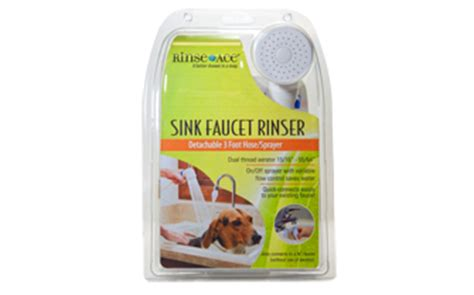 Rinse Ace Sink Faucet Rinser by The Sink Faucet Rinser Washing Hair In The Sink Rinse Ace