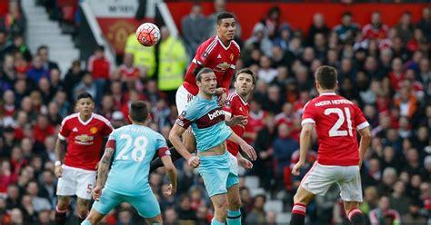 West Ham vs Manchester United: Rashford, Carroll, full ...
