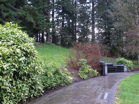 portland washington park oregon hikes winter vietnam memorial hoyt arboretum section war