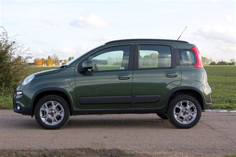 Fiat Panda 4x4 by Fiat Panda 4x4 Review 2019 Parkers