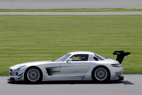 2017 Mercedes Benz Sls Amg Gt3 Car Photos Catalog 2018