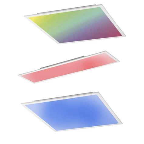 led deckenleuchte mit fernbedienung led panel deckenleuchte mit fernbedienung farbe reines wei 223 wohnlicht
