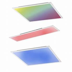 Leuchten Direkt Led Panel : leuchten direkt led panel flat mit fernbedienung 4 gr en deutsche ~ Indierocktalk.com Haus und Dekorationen