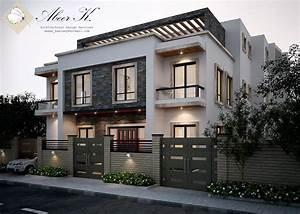 Moderne Design Villa : new cairo 39 s villa exterior by on deviantart interior exterior design ~ Sanjose-hotels-ca.com Haus und Dekorationen
