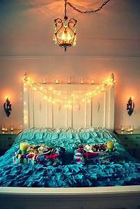 Christmas, Lights, In, The, Bedroom