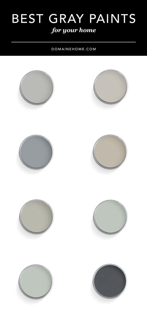 Ultimate Guide To The Best Designerapproved Gray Paint