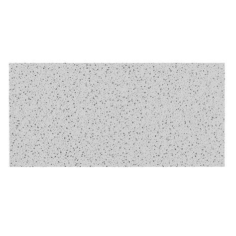 2x4 Acoustical Ceiling Tiles Home Depot by Usg Ceilings Radar 2 Ft X 4 Ft Lay In Ceiling Tile 64