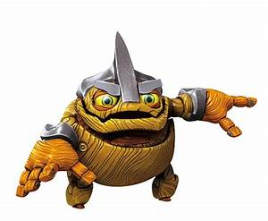 Shield Shredder - Villain - SkylanderNutts