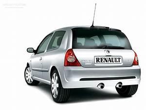 Renault Clio 3 Doors Specs - 2001  2002  2003  2004  2005  2006