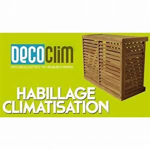 Clim Reversible Sans Groupe Exterieur Avis : cache climatiseur extrieur elegant cache with cache ~ Edinachiropracticcenter.com Idées de Décoration