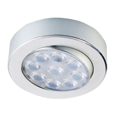 led lighting cabinet kitchen orbit tiltable led light 8953