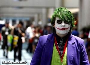 Deguisement Joker Enfant : id es originales de d guisements commen ant par la lettre j ~ Preciouscoupons.com Idées de Décoration