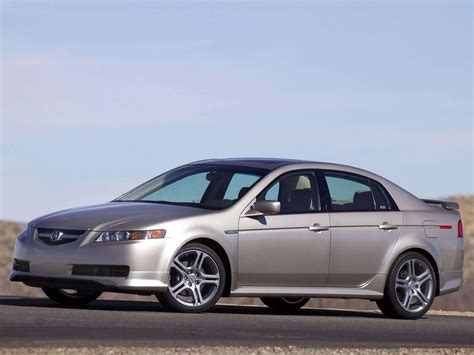 Acura Tl 2004 Horsepower 2004 acura tl with aspec performance package