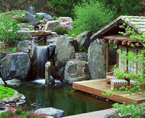 Teich Und Garten by Creating A Garden Pond Pictures And Ideas For Creative