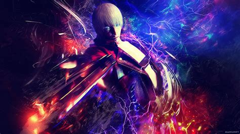 Devil May Cry Wallpaper Hd Devil May Cry 3 Dante Power 4k Wallpaper By Thesyanart On Deviantart