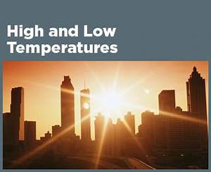 Climate Change Indicators Weather And Climate Climate