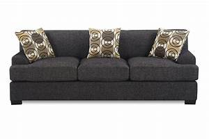 3 pieces faux linen sectional sofa home furniture design With 3 pieces sectional sofa
