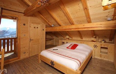 chalet le dahu la toussuire rental 6 room chalet 12 to la toussuire ski planet
