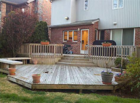 Backyard Deck Shapes