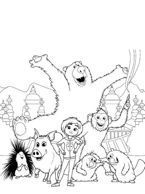 See relevant content for pornbay.top. Free Wonder Park coloring pages. Download and print Wonder Park coloring pages