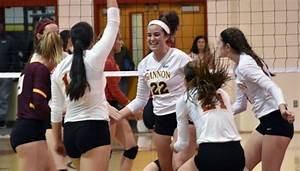 Gannon women's volleyball rebounds with 3-0 sweep of ...
