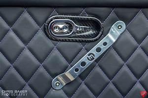 Carbonmiata  U201cairstream U201d Aluminium Door Handles  Set Of 2