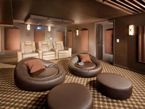 Seats In The House by Trends In Home Theater Seating Hgtv