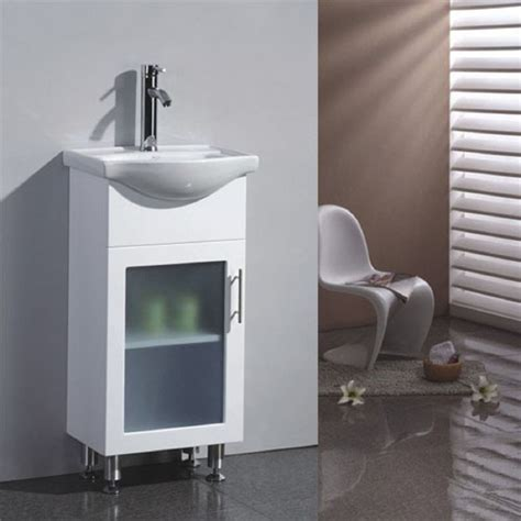 Small White Vanity by Small Bathroom Vanity In Various Designs For Modern