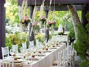 Décoration Mariage Champêtre Chic : mariage champ tre chic pour c l brer aussi la joie de vivre ~ Melissatoandfro.com Idées de Décoration