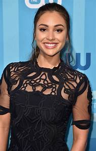 Lindsey Morgan: 2017 CW Upfront Presentation -01 - GotCeleb