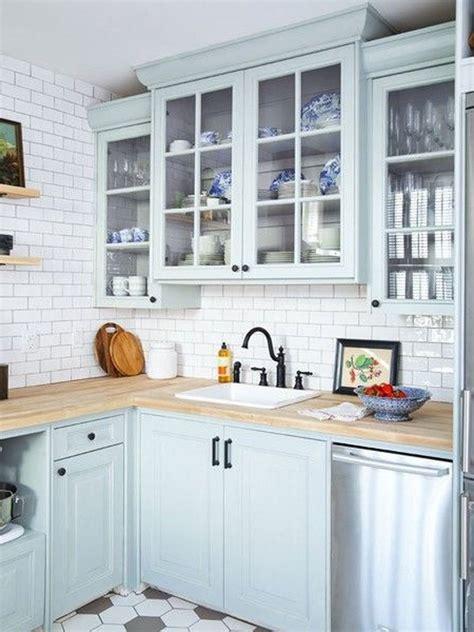 16+ Gorgeous Kitchen Decor Blue