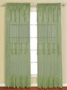 Burgundy Lace Curtains With Attached Valance by Valerie Curtains Burgundy United View All Curtains