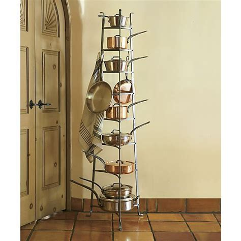 Standing Pot Rack by 16 Small Kitchen Design Ideas Reliable Remodeler