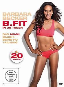 Barbara Becker Vorhänge : barbara becker b fit in 30 tagen das miami bauch beine ~ A.2002-acura-tl-radio.info Haus und Dekorationen