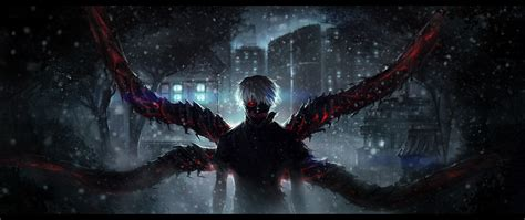2560x1080 Anime Wallpaper - fondos de pantalla 2560x1080 tokyo ghoul ken kaneki anime
