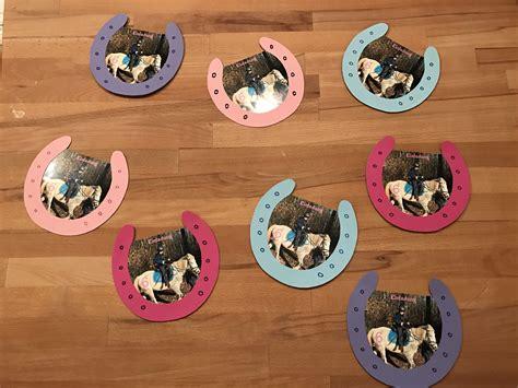 Einladungskarte Kindergeburtstag Pferd