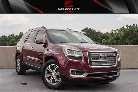 gmc acadia slt stock   sale  sandy