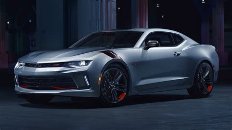 2017 Chevrolet Camaro RS HD Wallpaper | Background Image ...