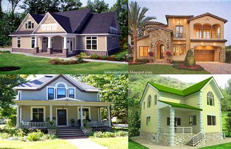 gambar harga rumah desain eropa desain rumah mesra