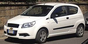 Chevrolet Aveo T250 2004