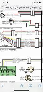 Bigdog Speedometer Wiring