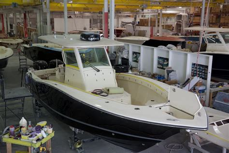 Scout Boats Factory Location by Scout Boats Remarkable New Pics The Hull