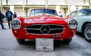 Argus Automobile 2017 : tour auto 2017 les plus belles voitures engag es mercedes benz 190 sl 1963 l 39 argus ~ Maxctalentgroup.com Avis de Voitures