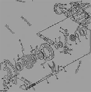 Differential  2wd  - Progator John Deere 2030