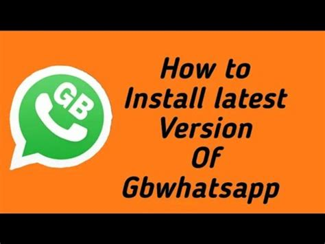 gb whatsapp apk version 7 60 for android 2018