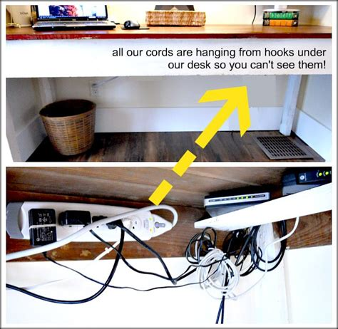 how to hide electrical cords 7 tricks to hide your wires cables from view kaodim