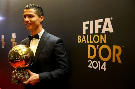 cristiano ronaldo deserved  win   ballon